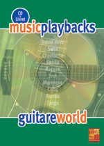 Music playbacks - Guitare world