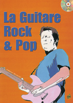 La guitare rock et pop