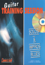 Guitare training session - Solos et improvisation blues