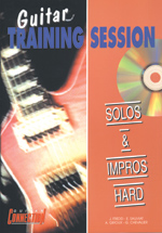 Guitare training session - Solos et improvisation hard