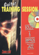 Guitare training session - Solos et improvisation jazz