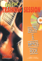 Guitare training session - Solos et improvisation rock
