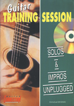 Guitare training session - Solos et improvisation unplugged