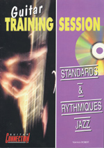 Guitare training session - Standards et rythmiques jazz